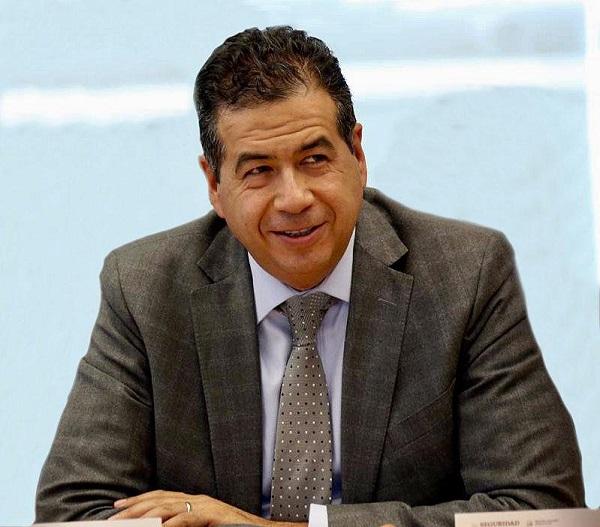 Ricardo Mejía asume como Subsecretario de Seguridad Federal