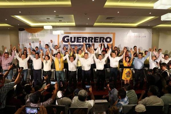 El perredista Carlos Reyes quiere gobernar Guerrero