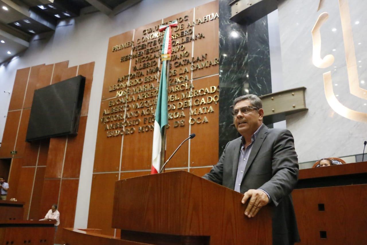 Pide Diputado Héctor Ocampo no politizar el tema del fertilizante