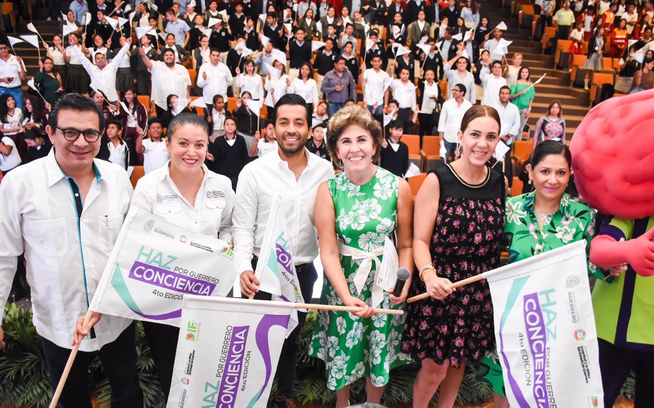 """Cuarta edición del programa """"Haz conciencia por Guerrero"""""""