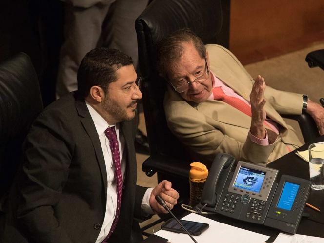 Batres plantea Parlamento Abierto que da voz a ciudadanos