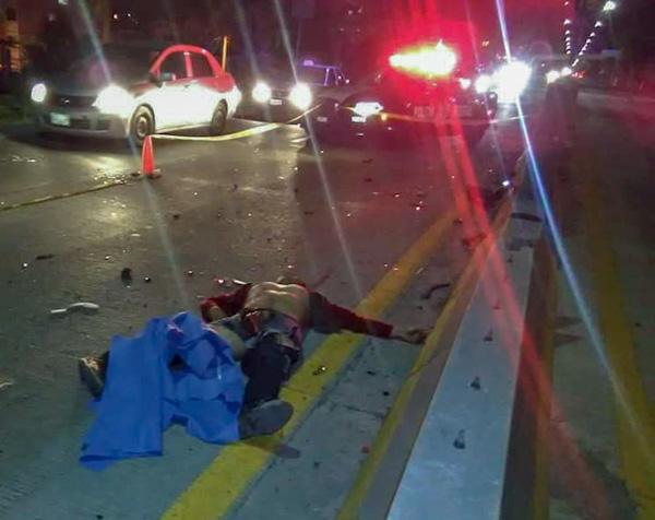 Matan a motociclista en Chilpancingo