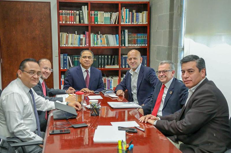 Revisa Astudillo instalación del INSABI en Guerrero