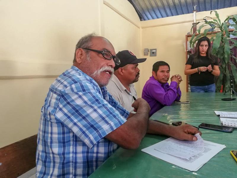 Piden reactivar órdenes de aprehensión contra comunitarios