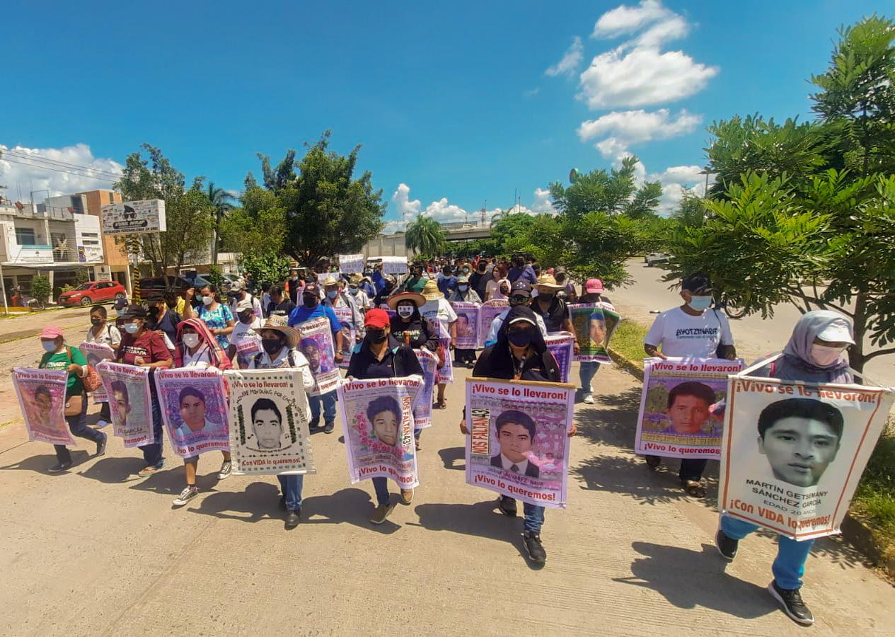 Con Peña Nieto como con López Obrador, todo sigue igual en el Caso Iguala