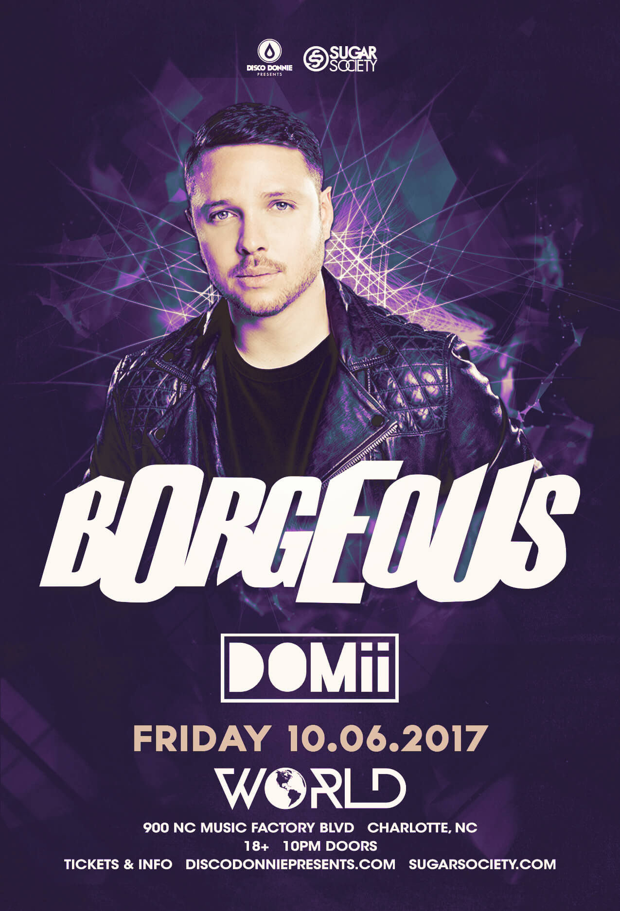 Borgeous in Charlotte