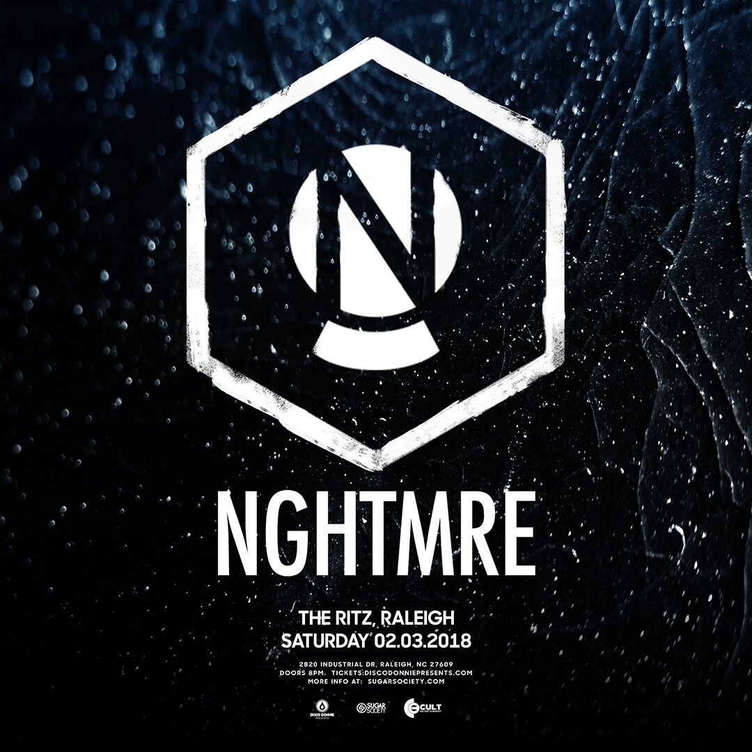 NGHTMRE in Raleigh