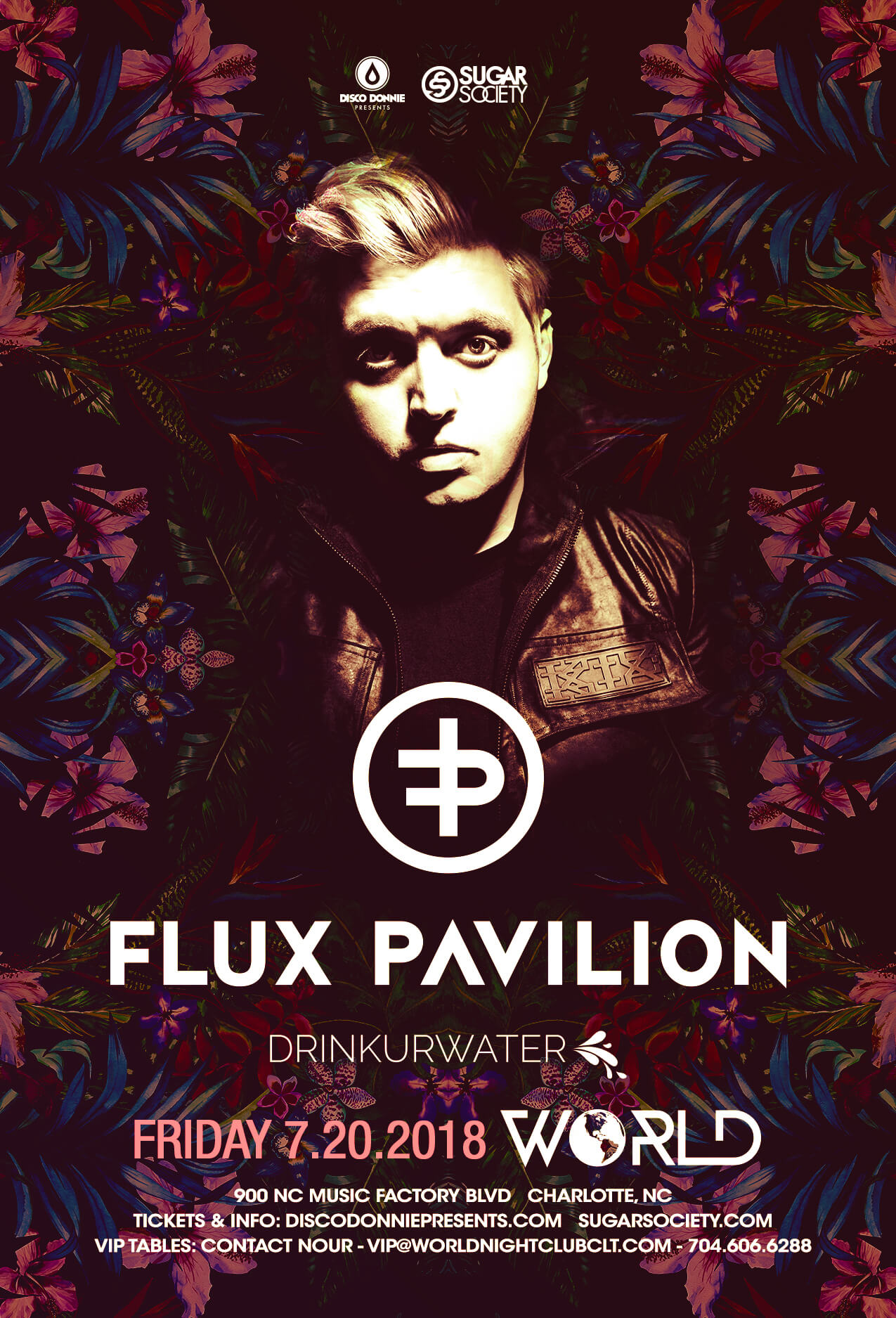 Flux Pavilion in Charlotte