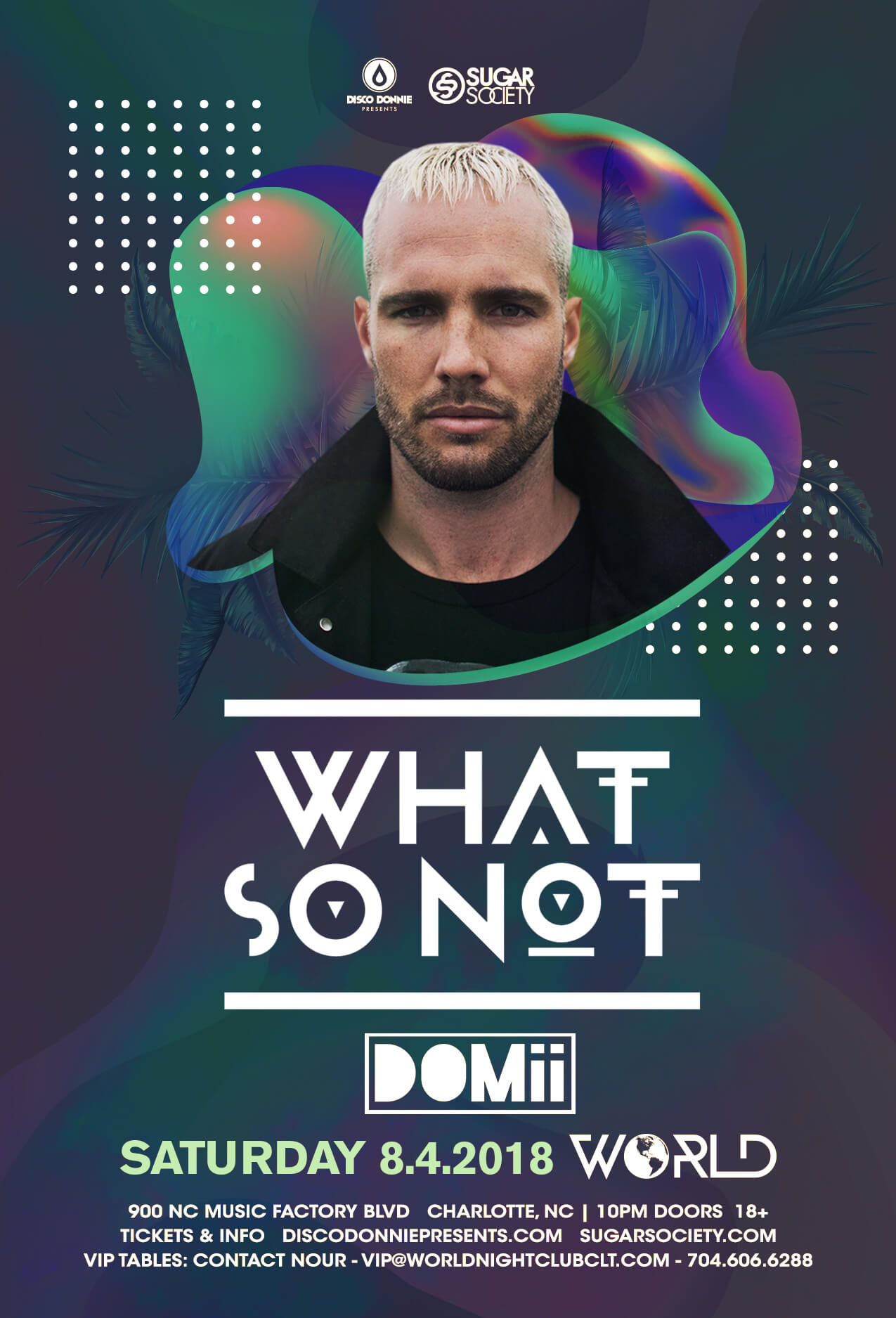 What So Not in Charlotte