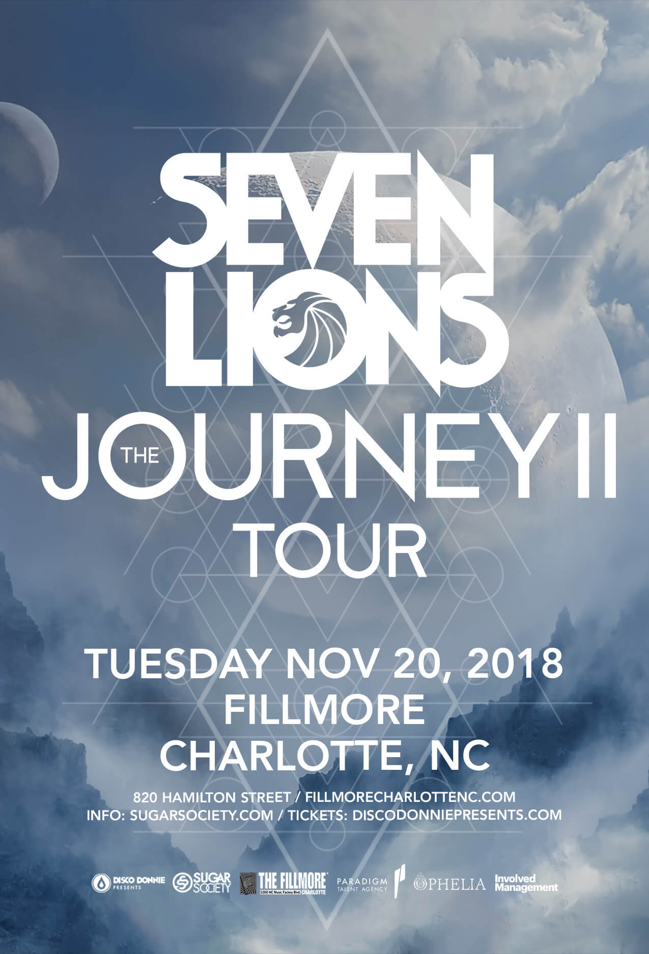 Seven Lions in Charlotte