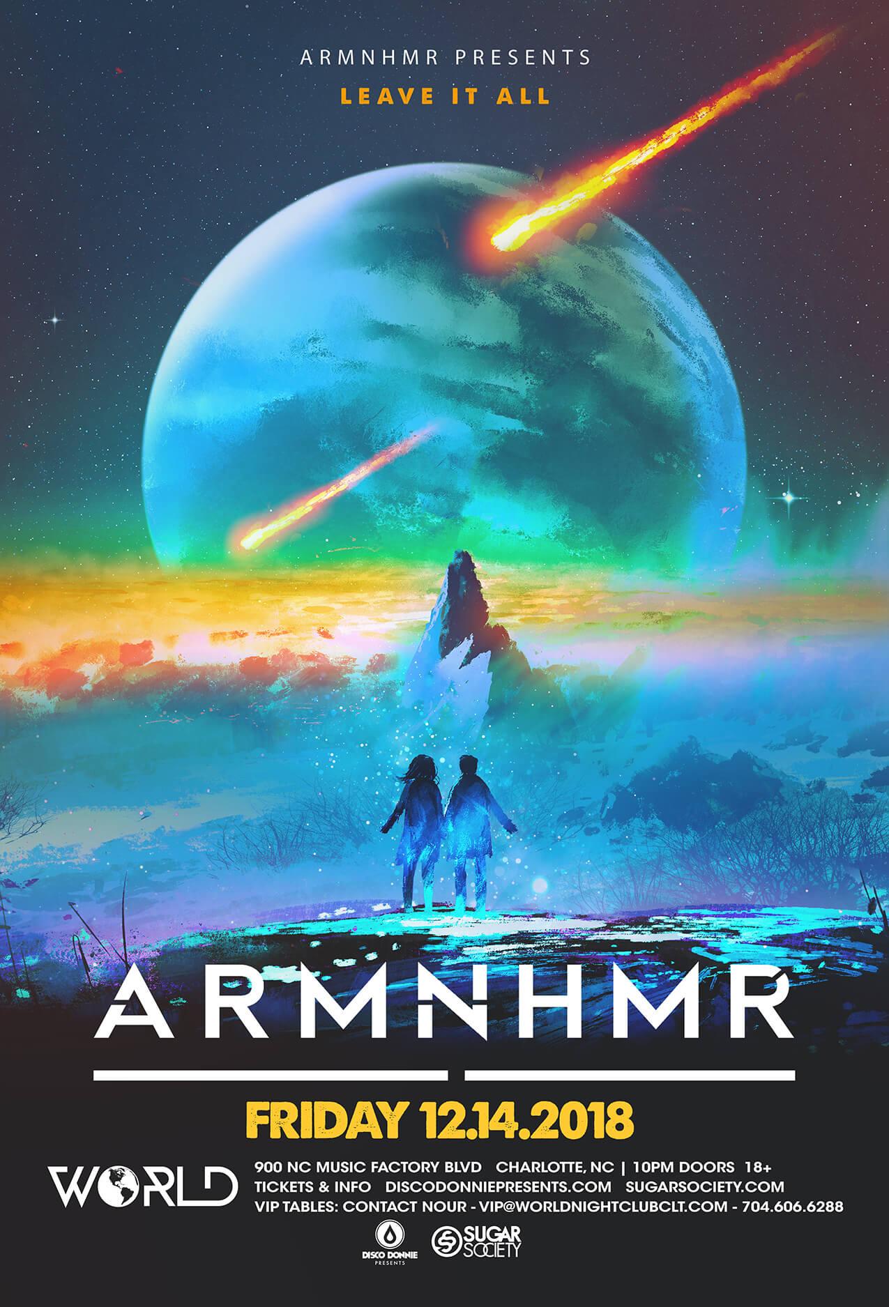 ARMNHMR in Charlotte