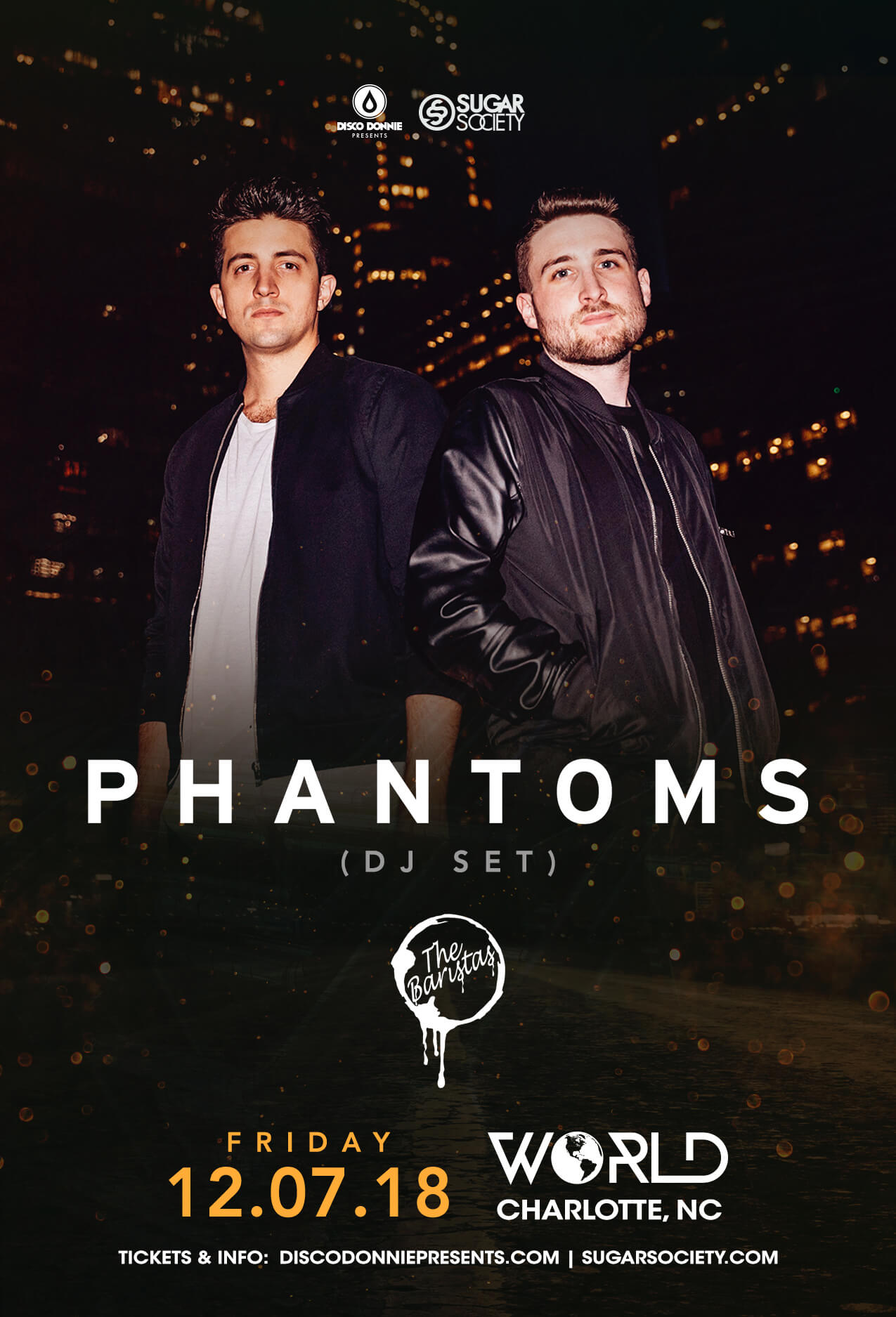 Phantoms in Charlotte