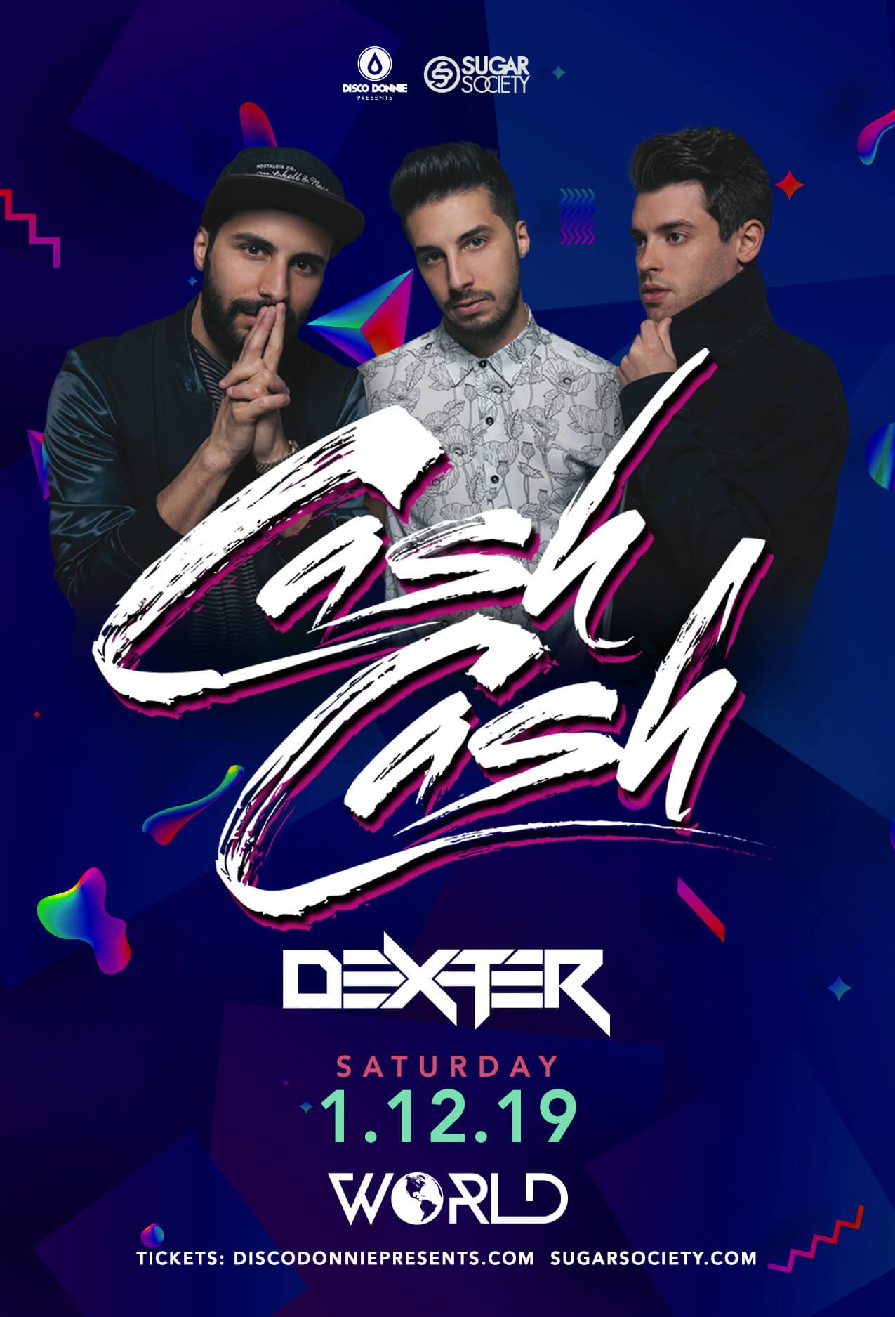 Cash Cash in Charlotte