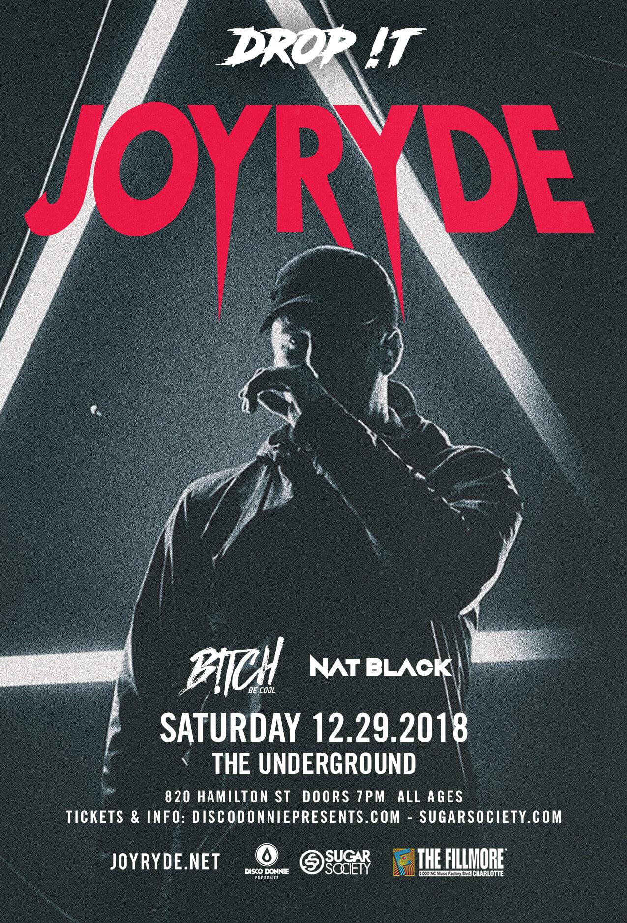 Joyryde in Charlotte