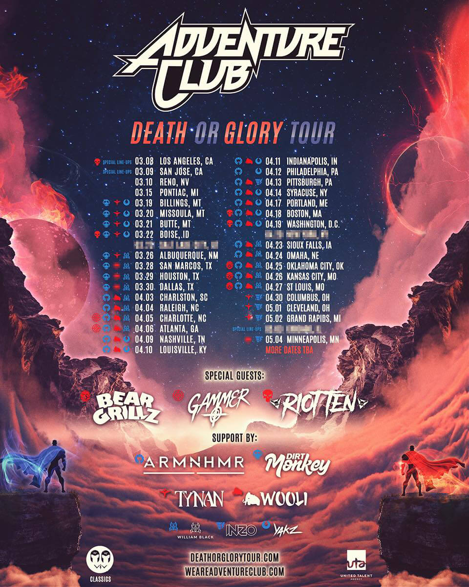 Adventure Club in Raleigh
