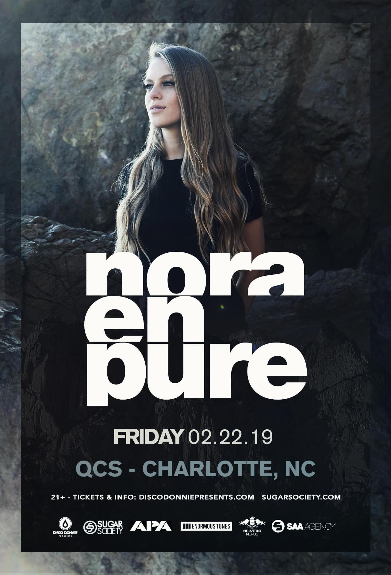Nora En Pure in Charlotte