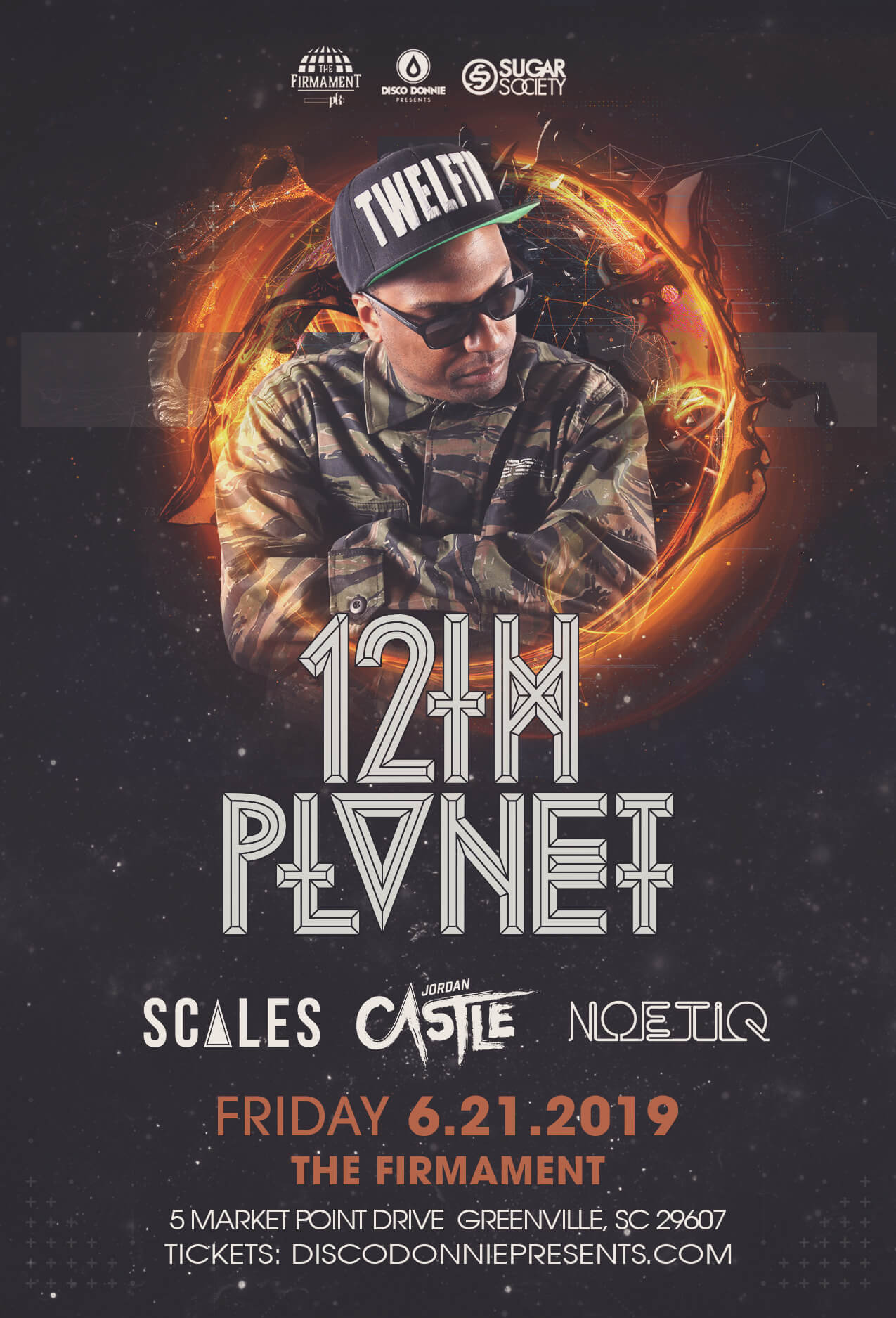 12th Planet in Greenville