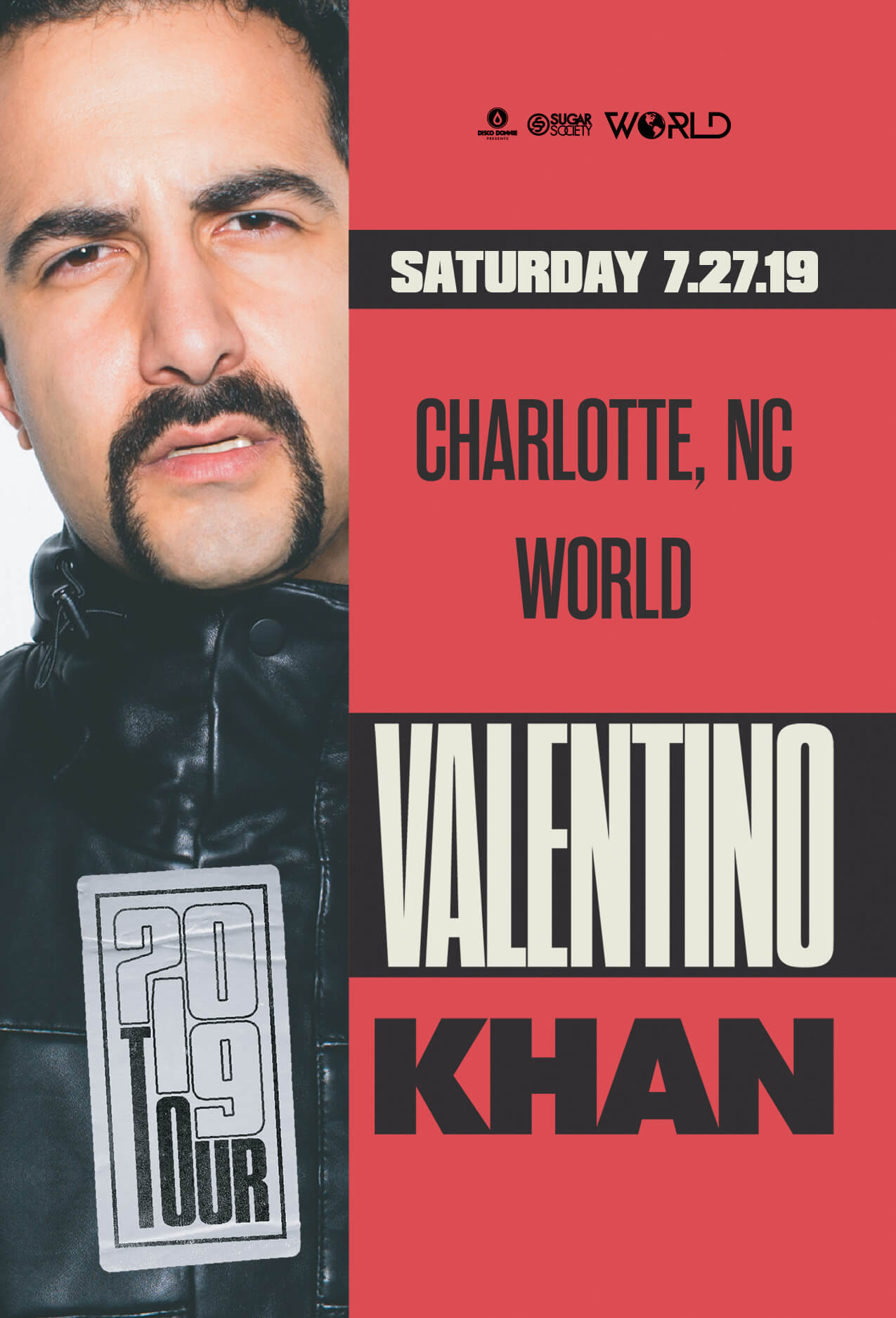 Valentino Khan in Charlotte