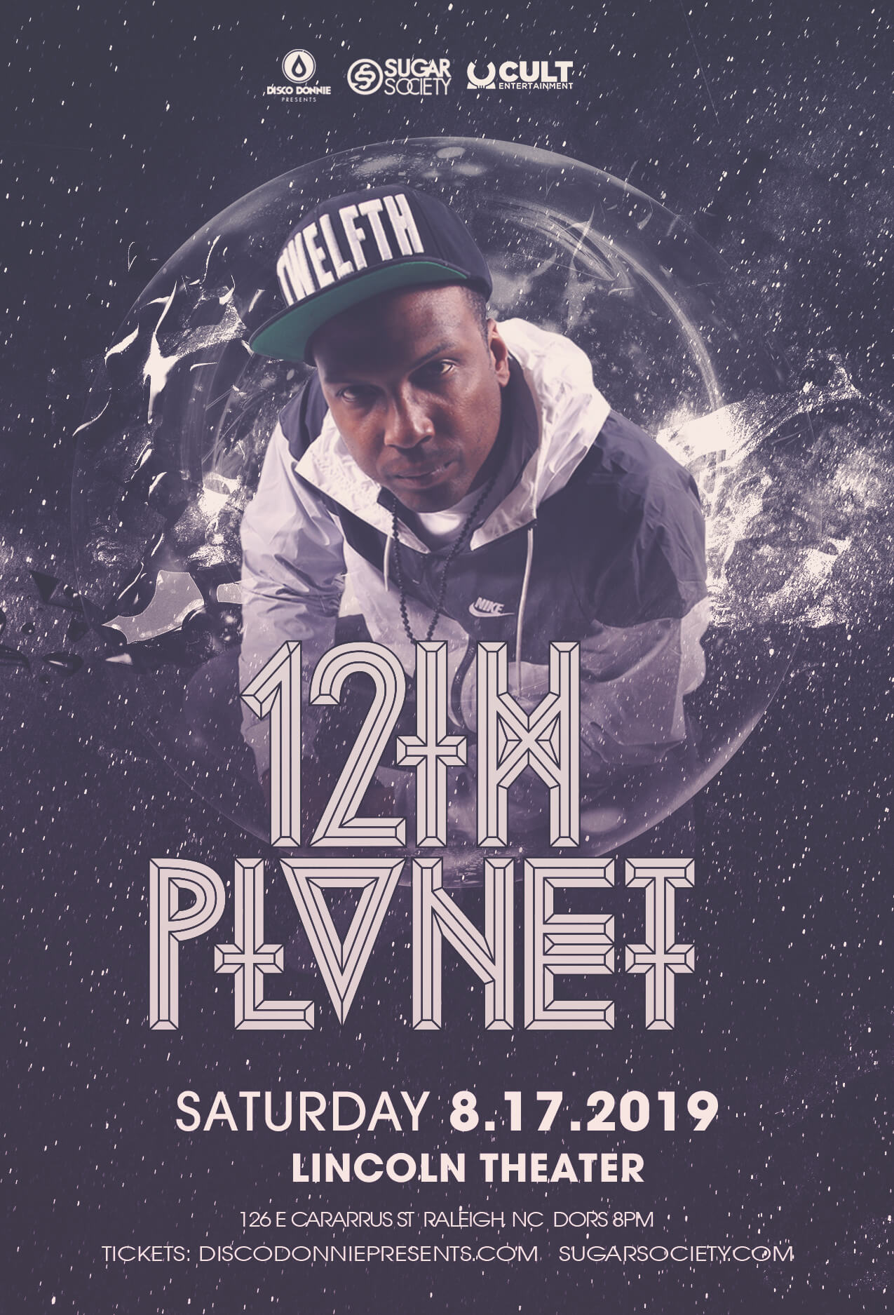 12th Planet in Raleigh