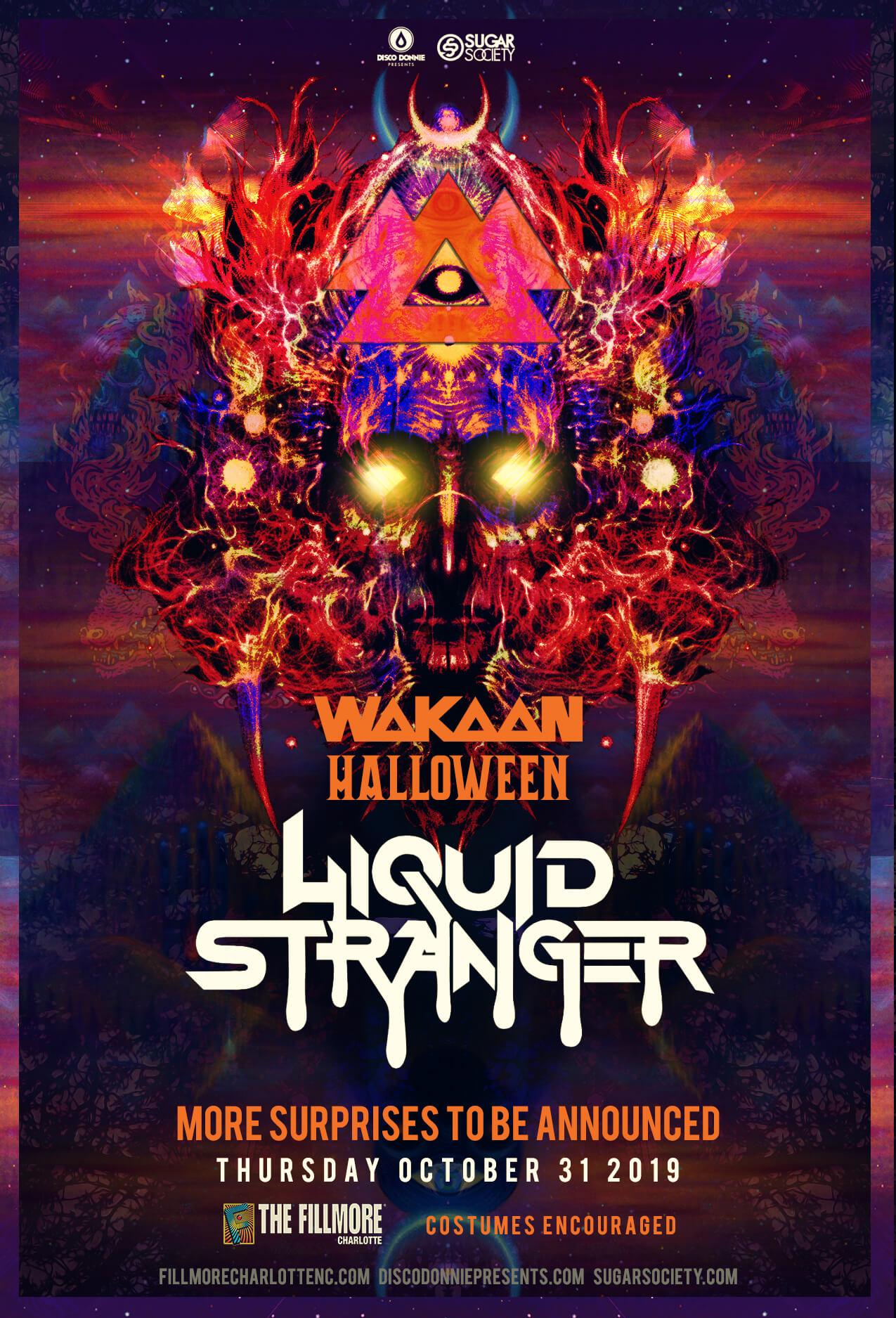 Liquid Stranger in Charlotte