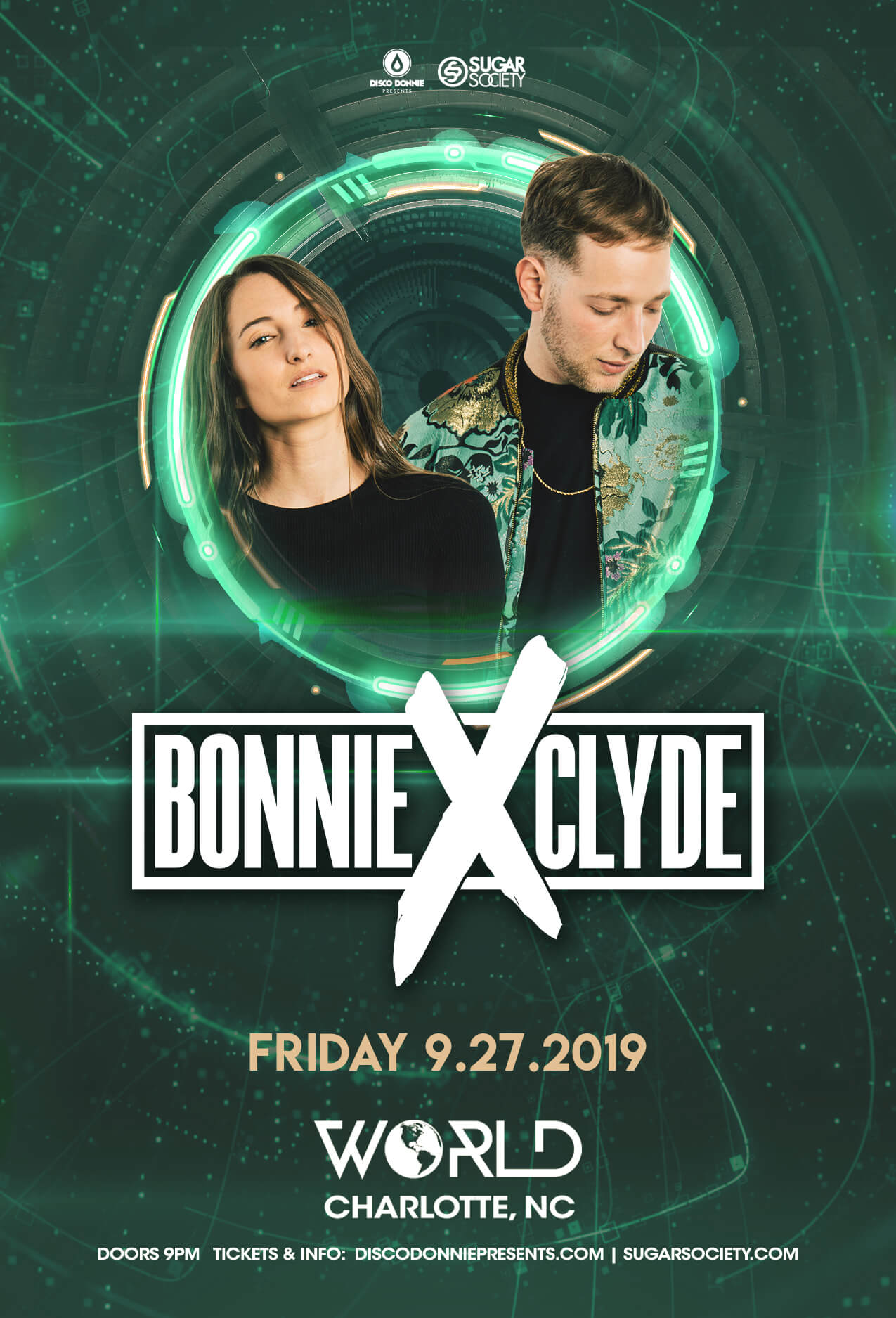 Bonnie X Clyde in Charlotte