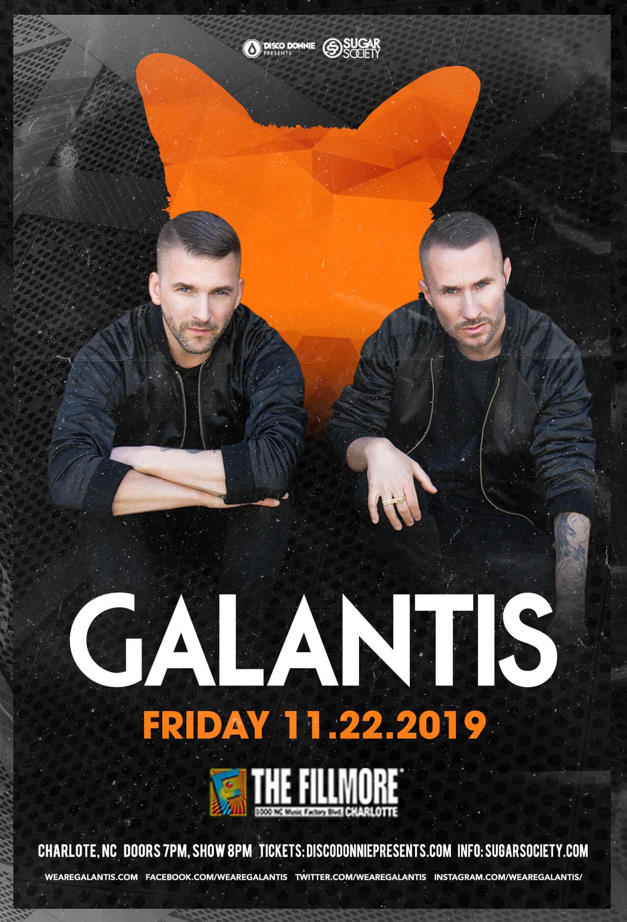 Galantis in Charlotte