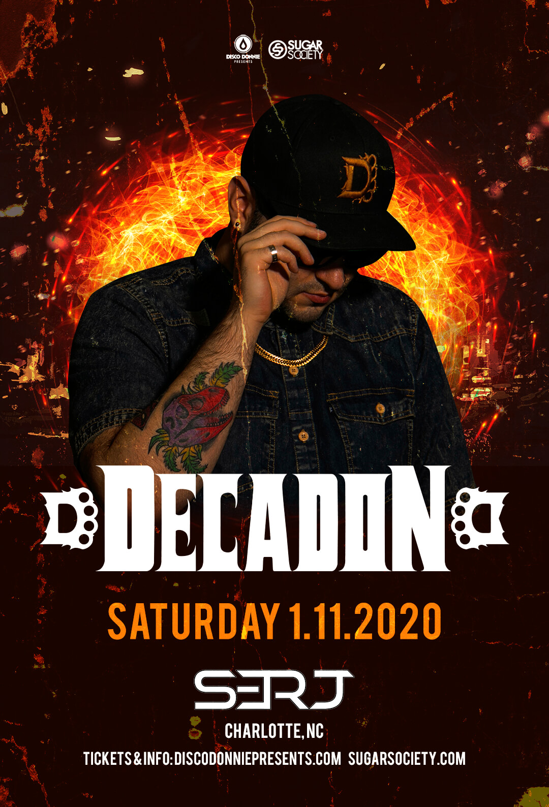Decadon in Charlotte