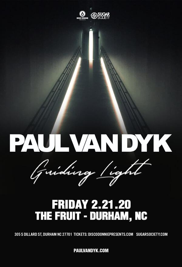 Paul van Dyk in Durham