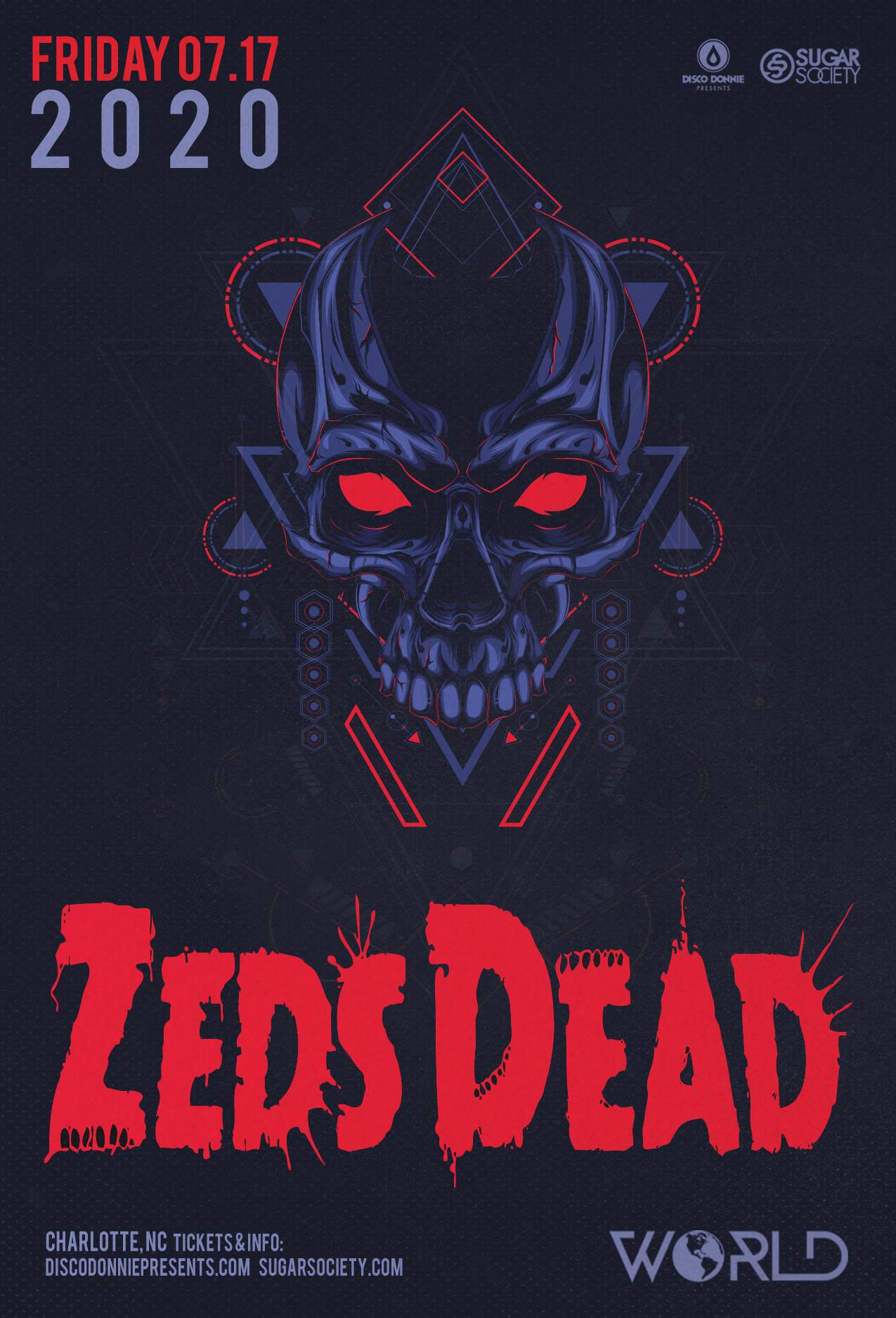 Zeds Dead in Charlotte
