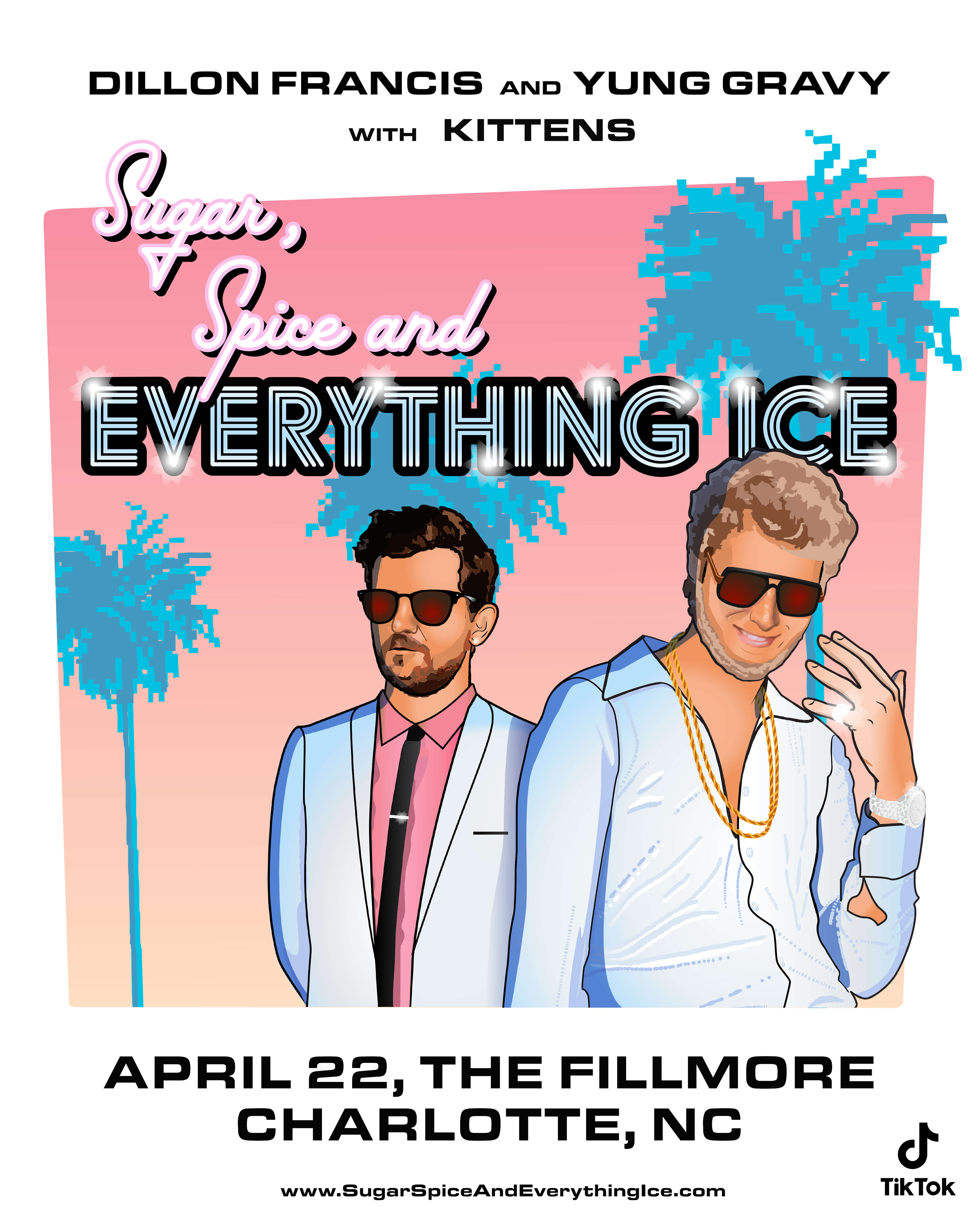 Dillon Francis, Yung Gravy, KITTENS in Charlotte