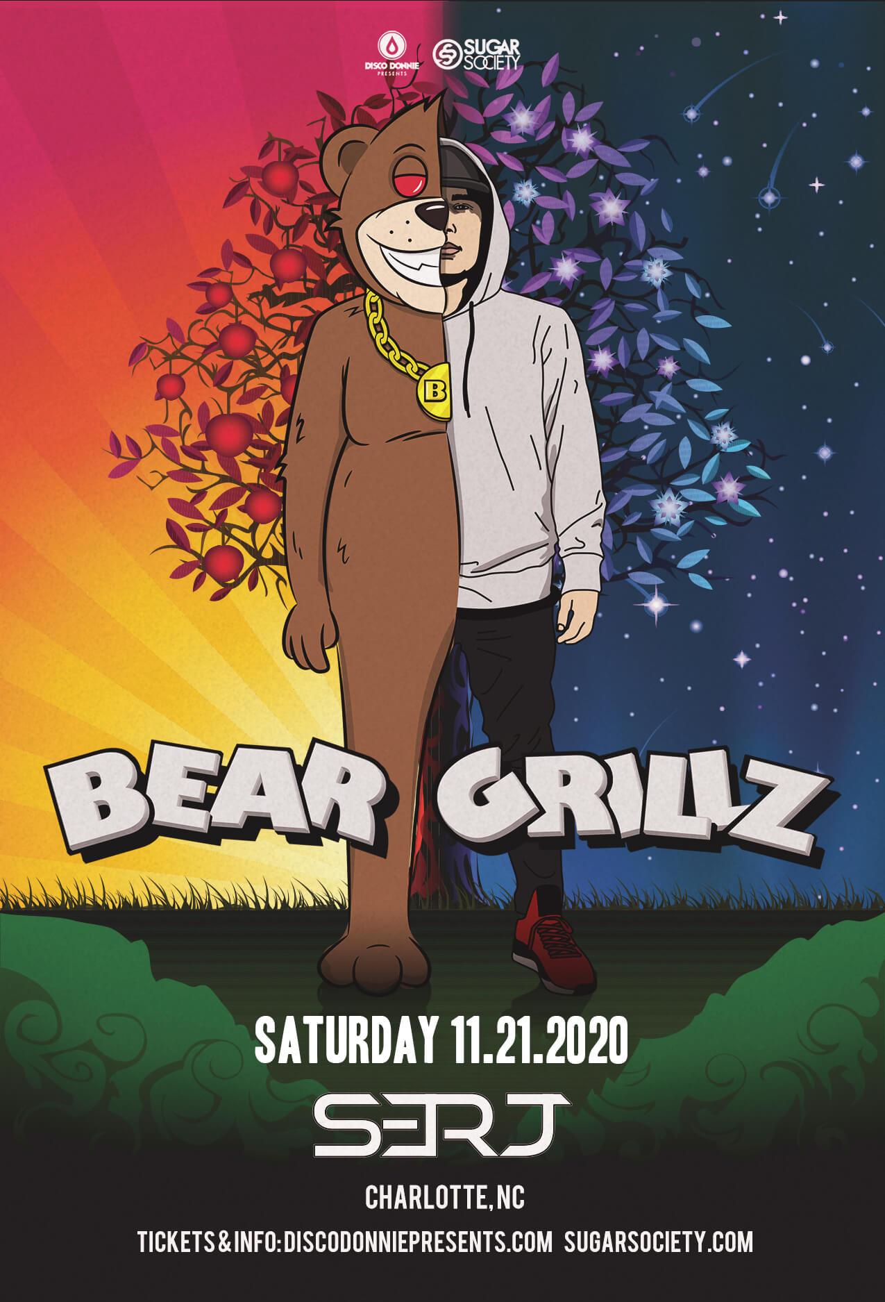 Bear Grillz in Charlotte