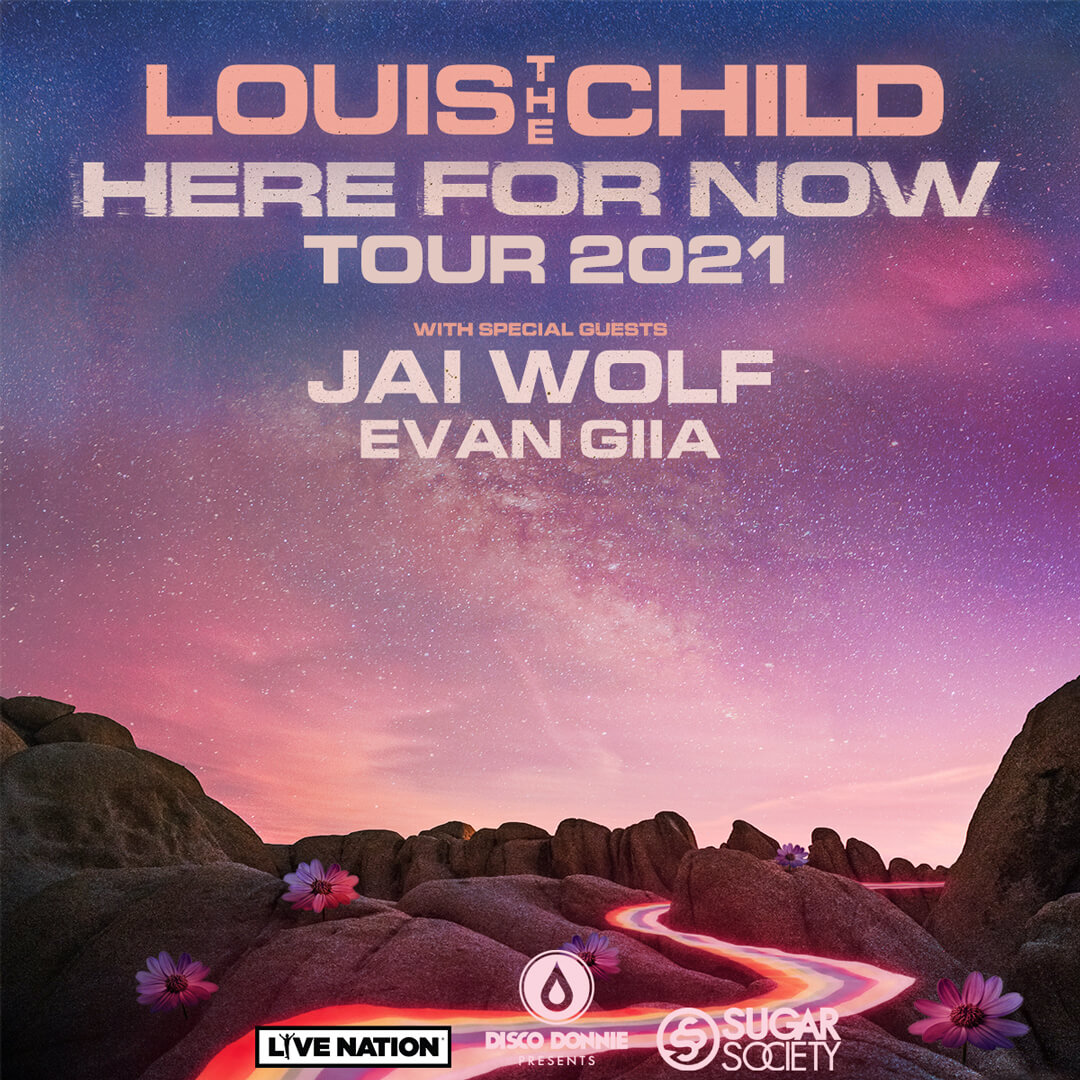 Louis The Child, Jai Wolf, EVAN GIIA in Raleigh