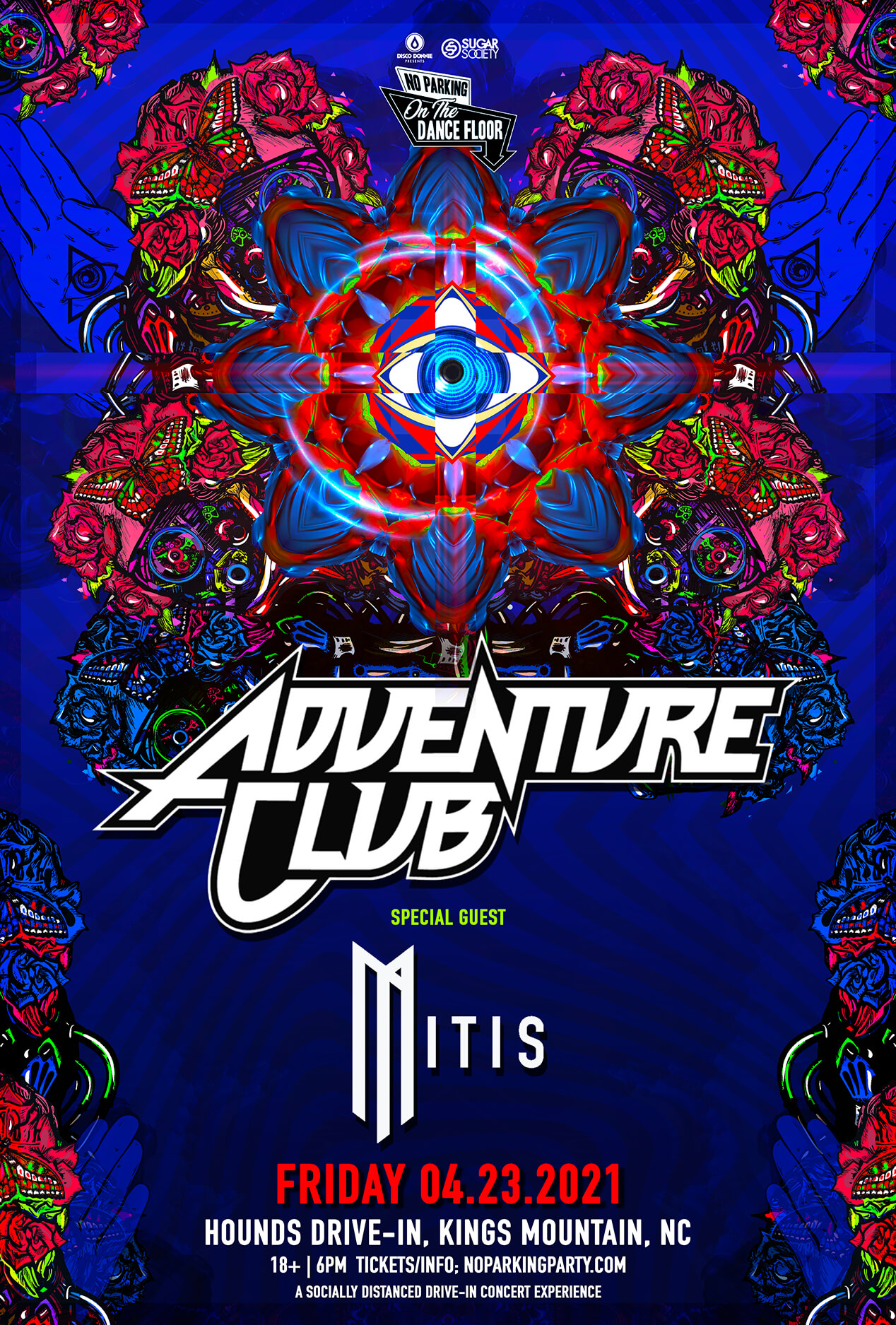 Adventure Club, MitiS in Kings Mountain