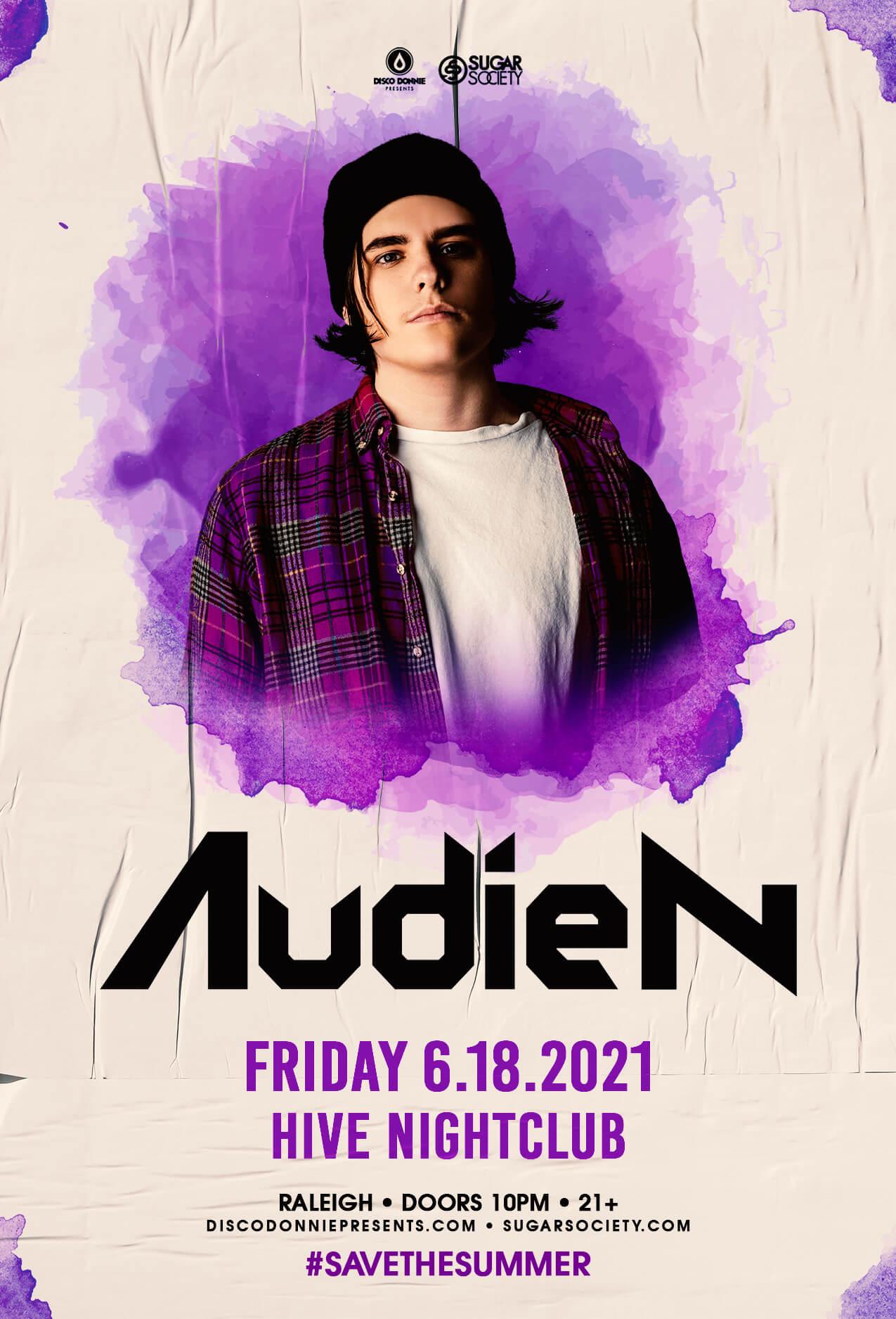Audien in Raleigh