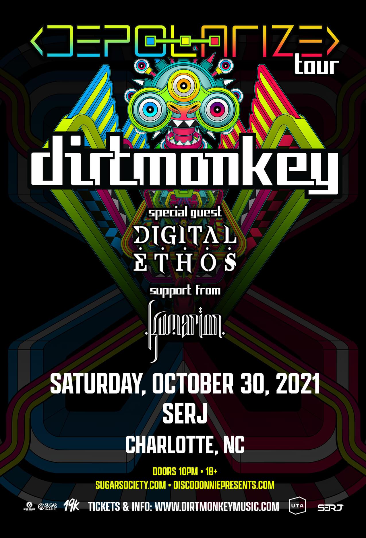 Dirt Monkey in Charlotte