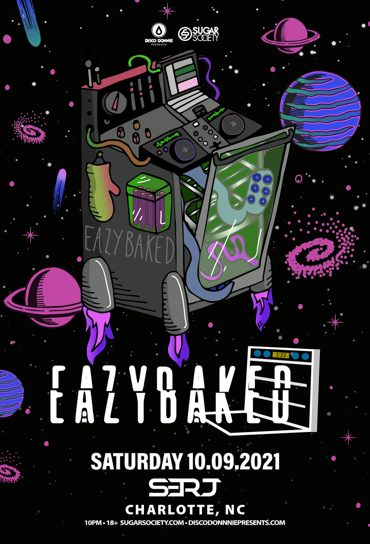 EazyBaked in Charlotte