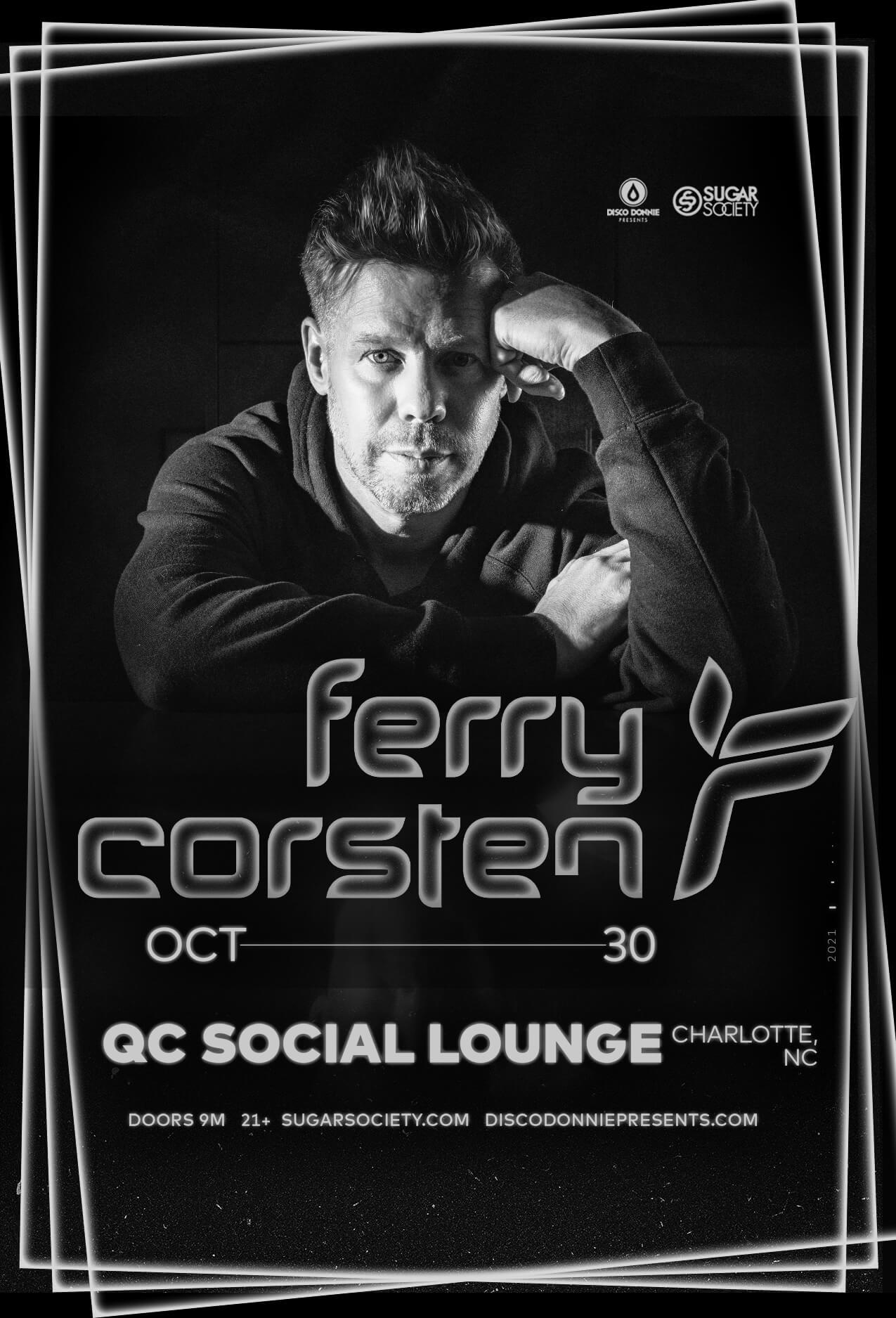 Ferry Corsten in Charlotte