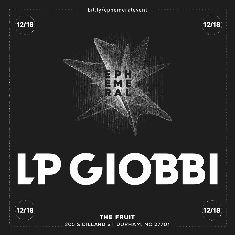 LP Giobbi in Durham
