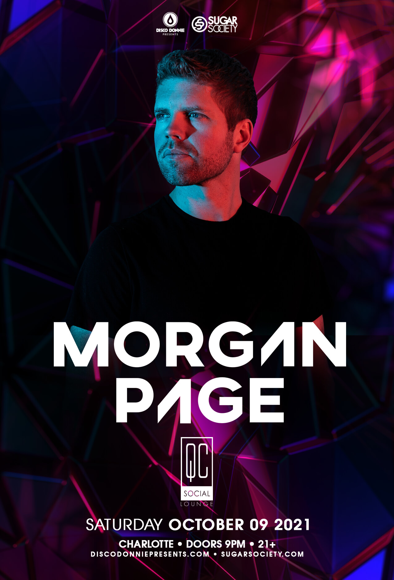 Morgan Page in Charlotte