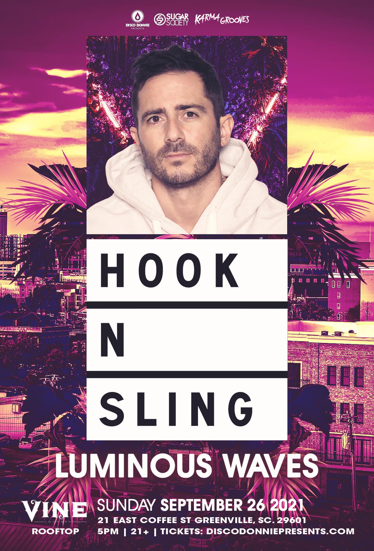 Hook N Sling in Greenville
