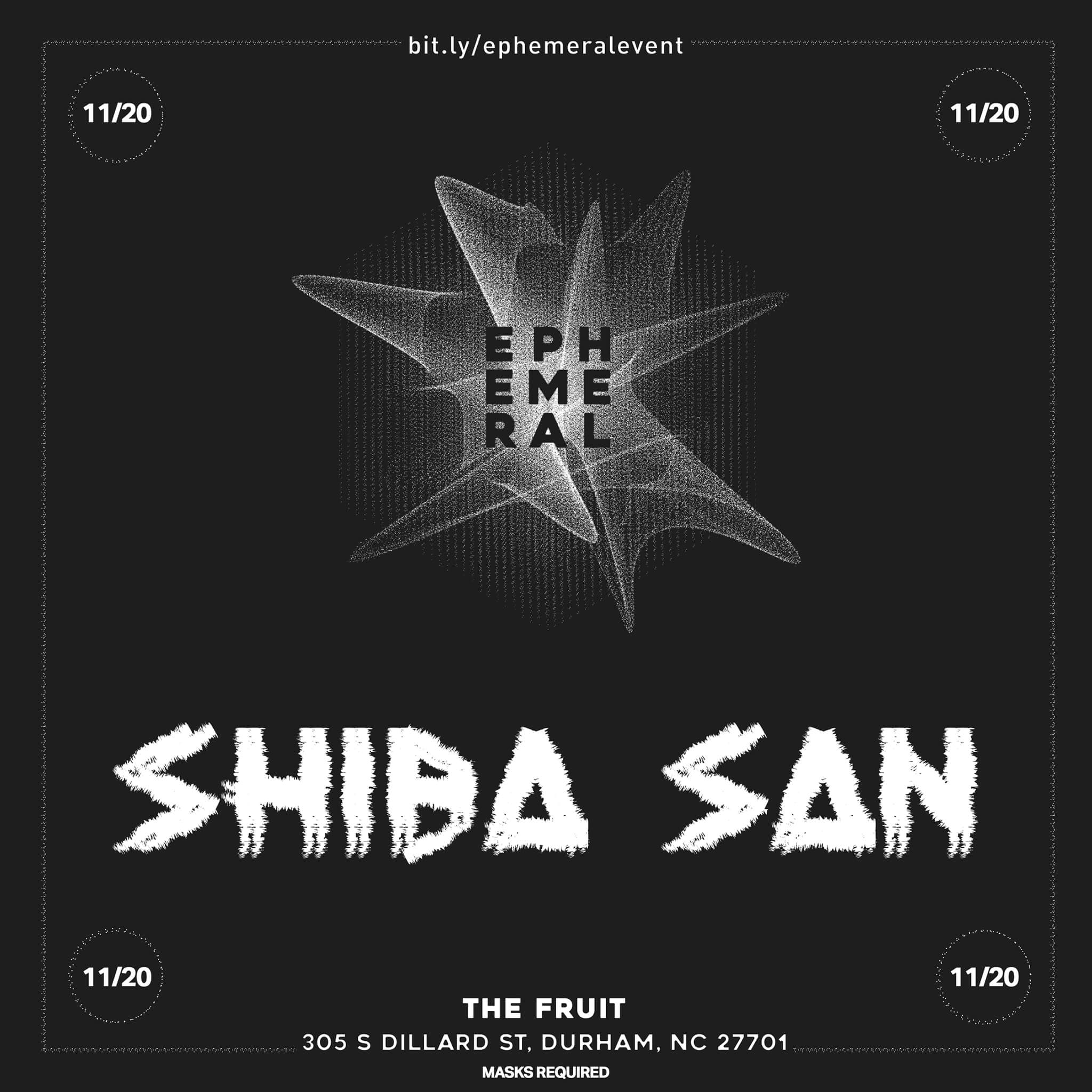 Shiba San in Durham