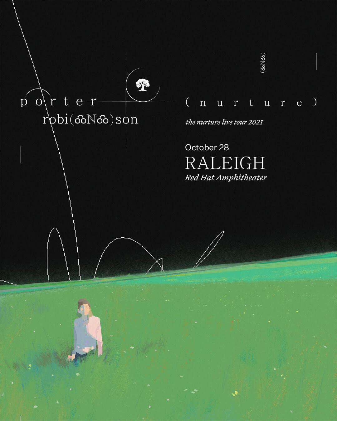 Porter Robinson, Jai Wolf in Raleigh