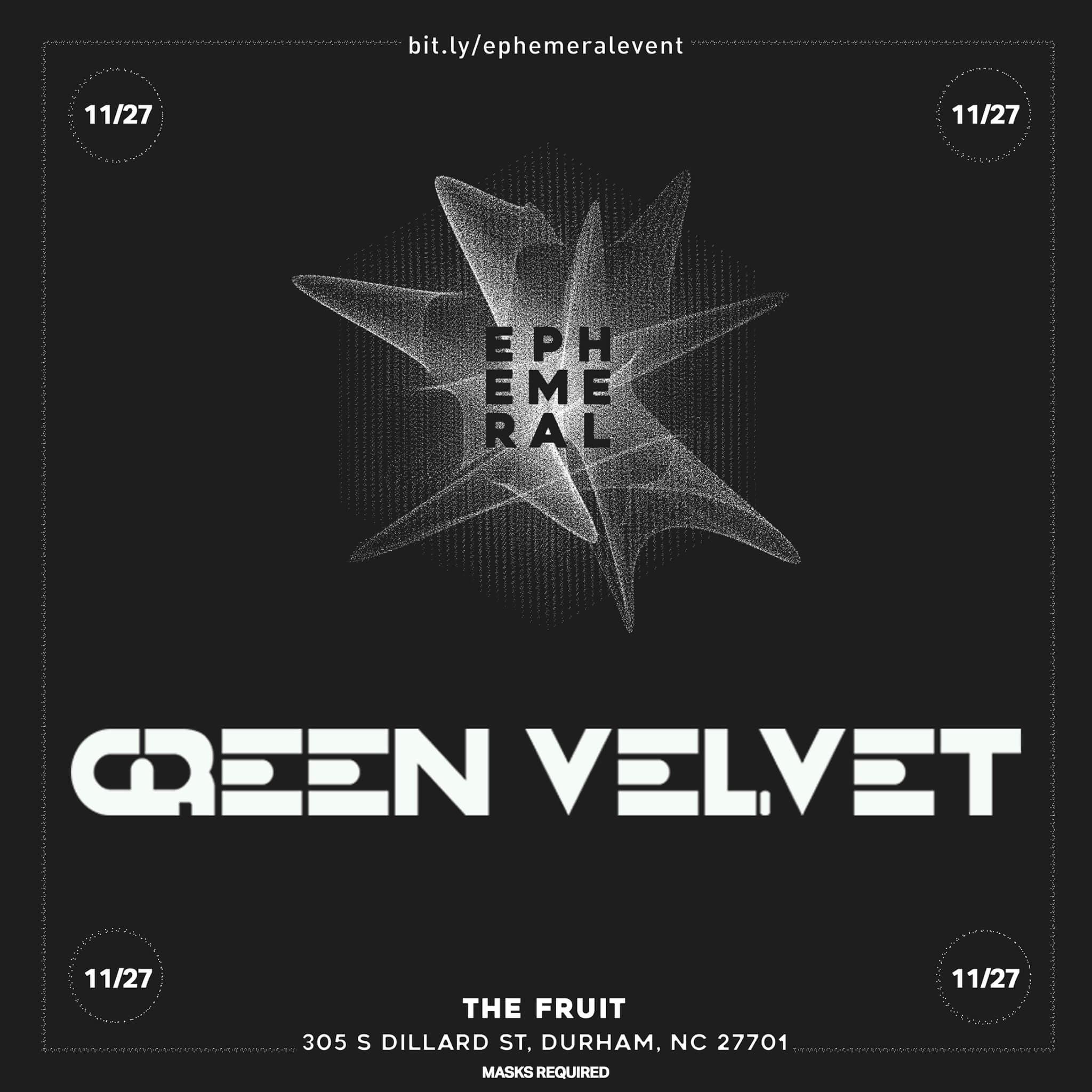 Green Velvet  in Raleigh