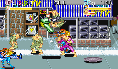 The Life, Death, and Rebirth of the Beat 'Em Up Genre