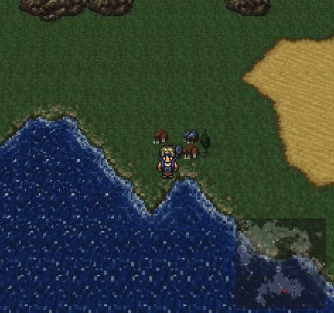 Final Fantasy Maps Through the Ages: The SNES Era - Tilting ...