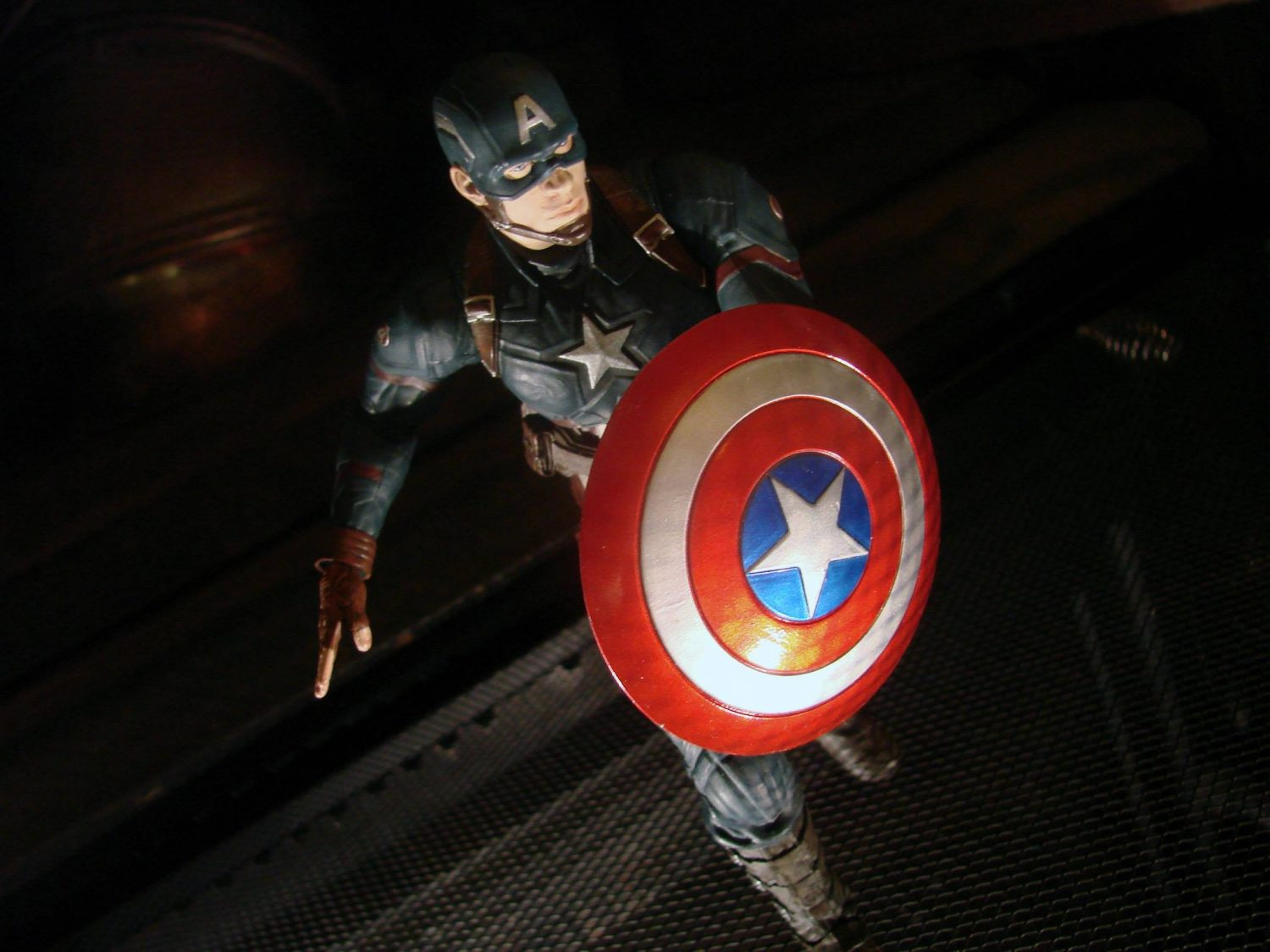 Diamond Select Toys Marvel Select Captain America Civil War