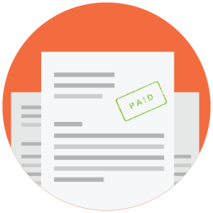 WP-Invoice PDF icon