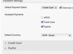 Multiple Payment Channels