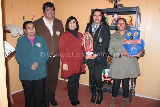 Inauguración de galería artesanal en Incahuasi (13)