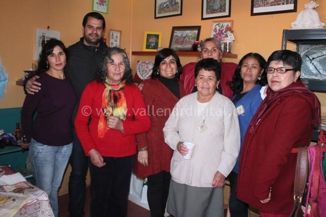 Inauguración de galería artesanal en Incahuasi (14)